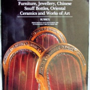 S Antiques and Collectables S 24. 09. to 03. 10. 1990