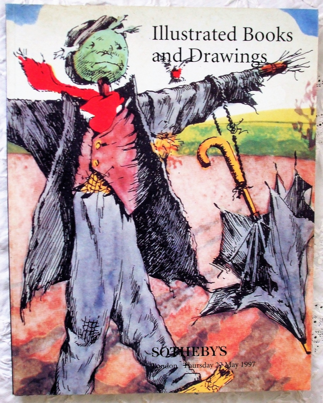 S PUFFIN Illustrated Books and Drawings L 22. 05. 1997