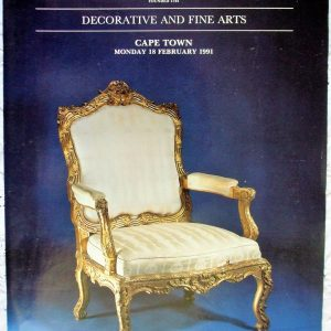 SWS WESTBROOKE Decorative and Fine Arts CT 18. 02. 1991