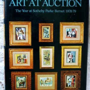 Sotheby's Art At Auction 1978 - 1979