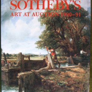 Sotheby's Art at Auction 1990 - 1991