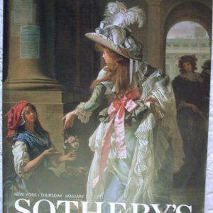 Sothebys Important Old Master Paintings New York 25 January 2001
