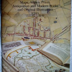 Sothebys Maps Atlases Prints Antiquarian And Modern Books and Original Illustrations Sussex 09-11 April 1990