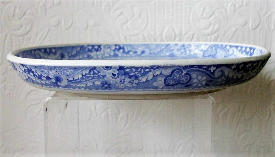 Spode Castle Footed Stand