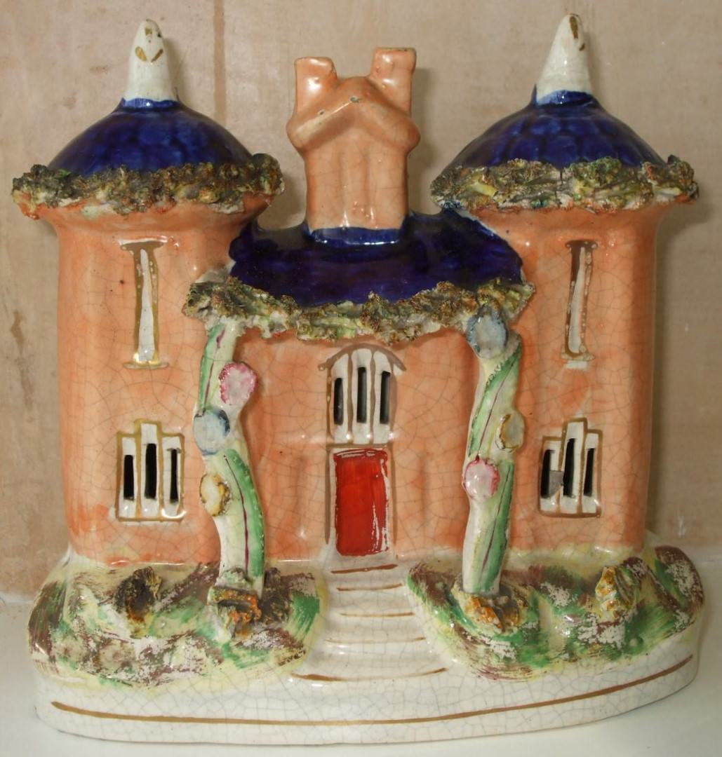 Staffordshire Cottage H 3168