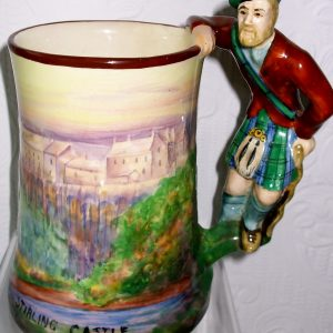 Stirling Castle Musical Mug
