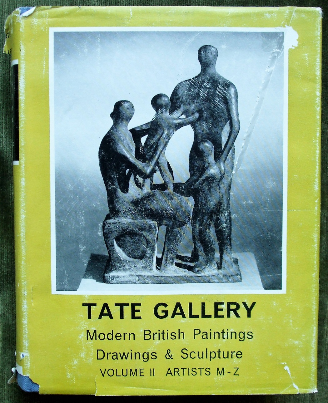 Tate Modern British Paintings Drawings Sculpture Vol. 2