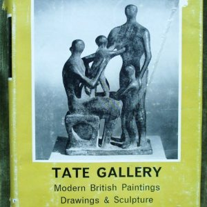 Tate Modern British Paintings Drawings Sculptures Vol 2
