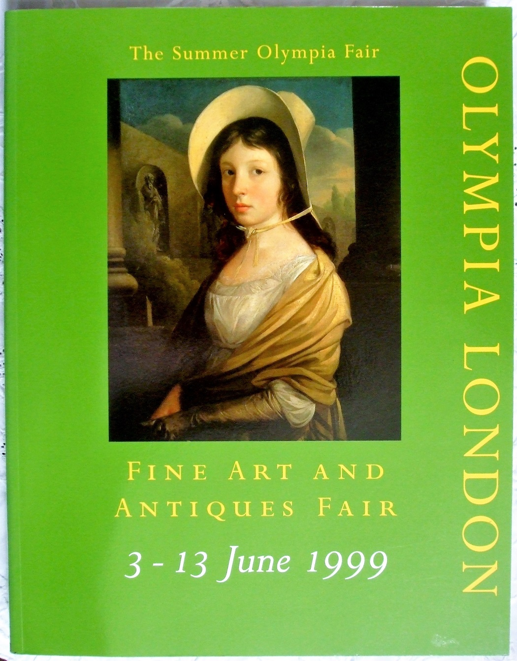 The Fine Art and Antiques Fair Olympia Summer 1999
