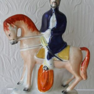 Staffordshire Figure The Sultan H 02 S