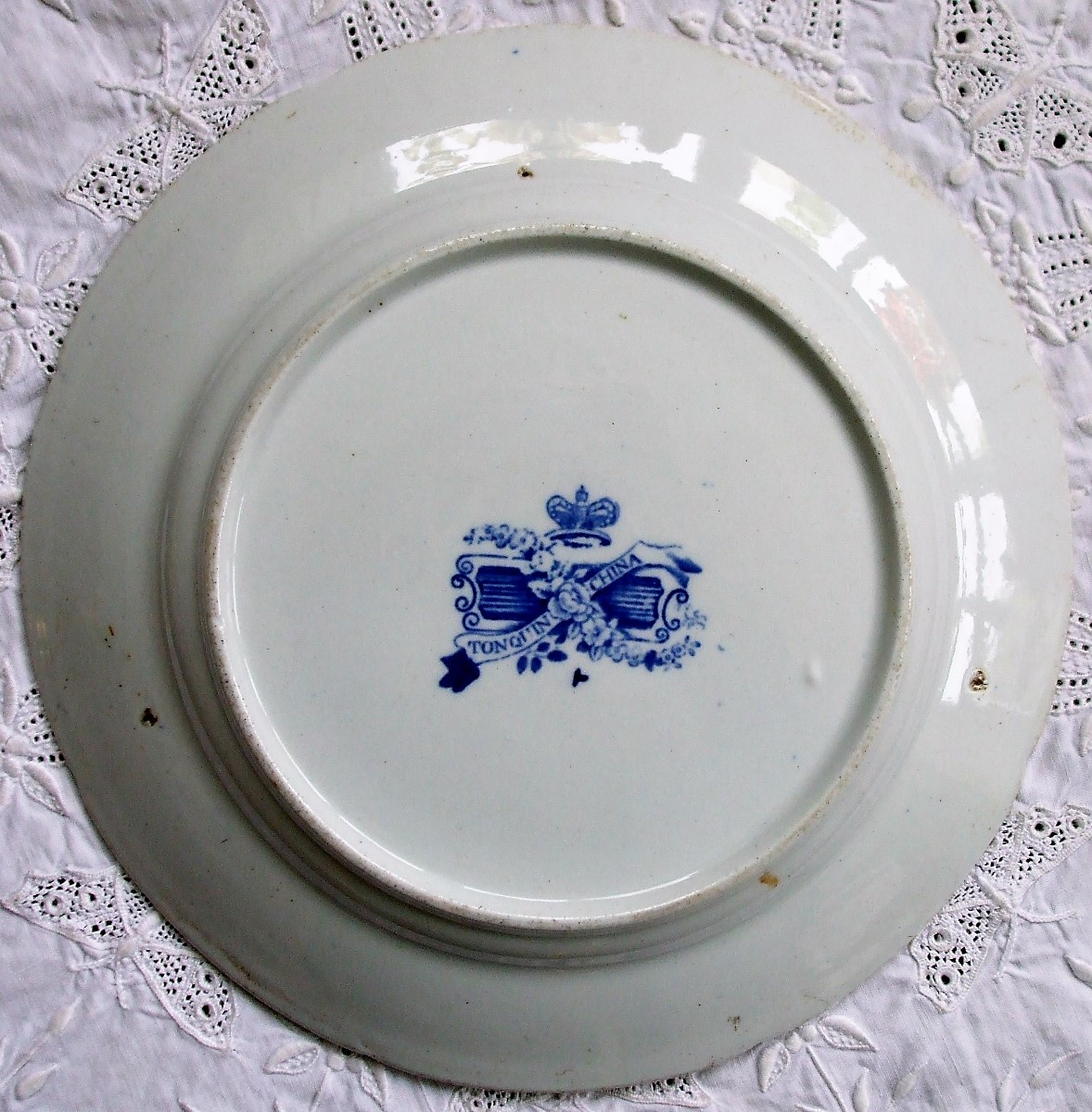 Tongquin China Plate