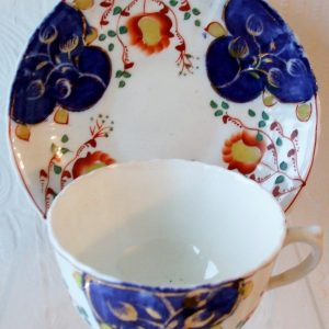 Tulip Tea Cup and Saucer