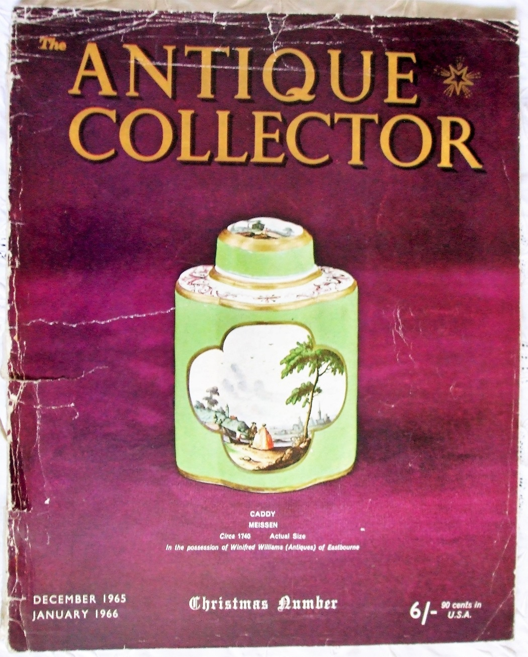 Antique Collector December 1965-January 1966
