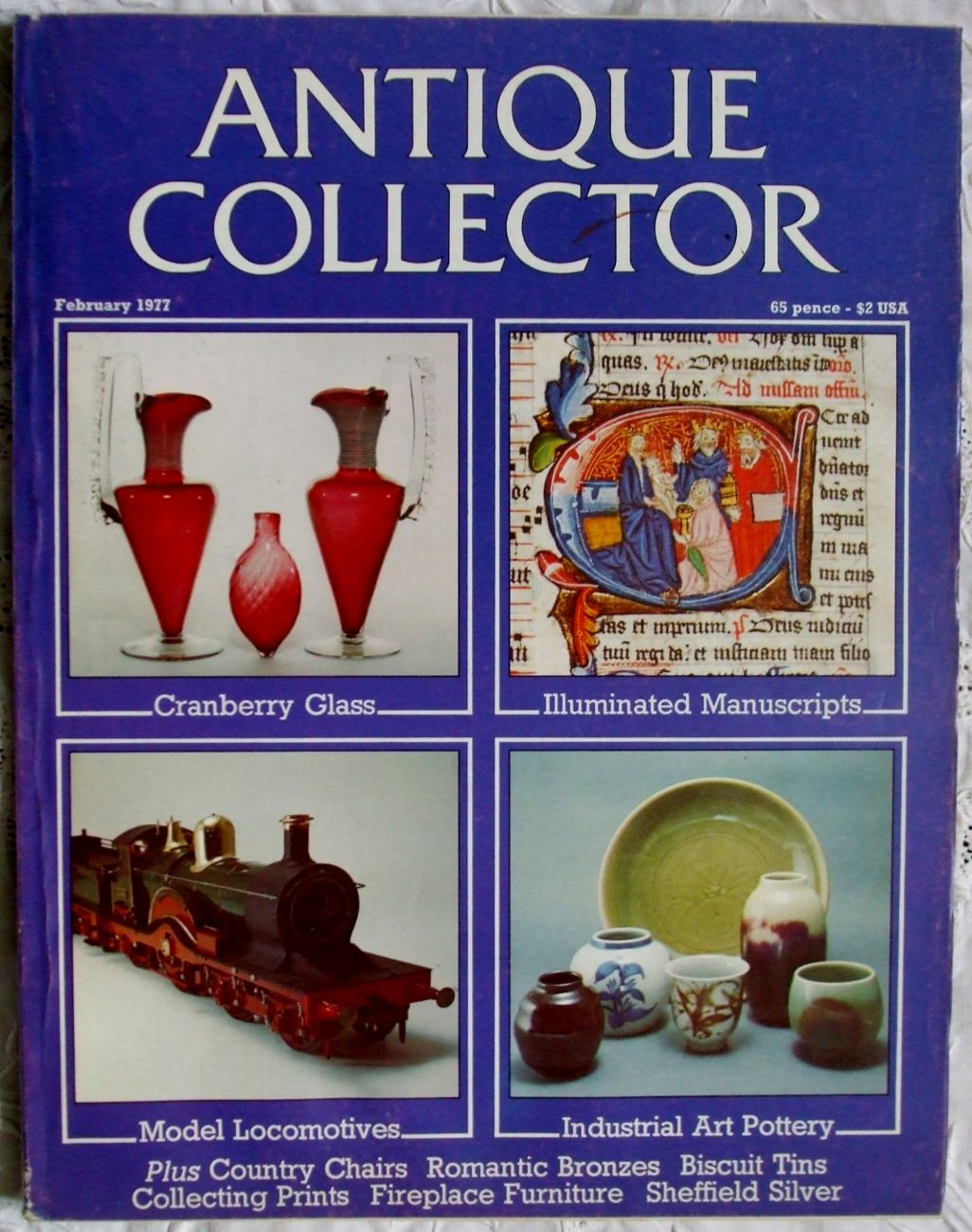 Antique Collector February 1977