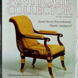 Antique Collector May 1986