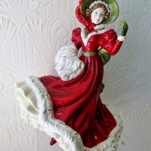 Royal Doulton Figurine Christmas Day 2005