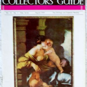Collectors Guide August 1959
