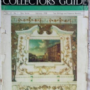 Collectors Guide February 1958