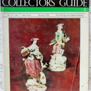 Collectors Guide February 1959