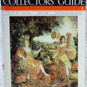Collectors Guide January 1959