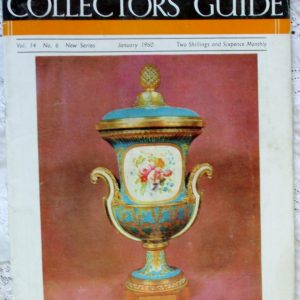 Collectors Guide January 1960