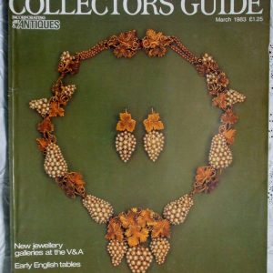 Collectors Guide March 1983