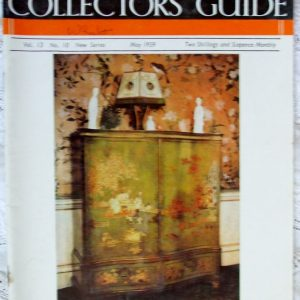 Collectors Guide May 1959
