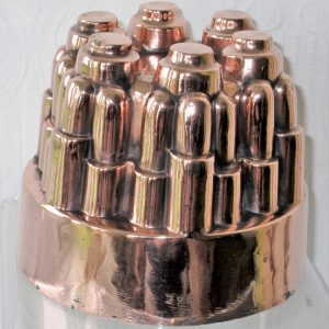 Copper Jelly Mould 295