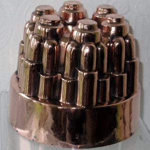 Copper Kitchen Mould