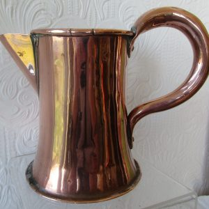 Copper Quart Jug