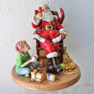 Royal Doulton Figurine Father Christmas 2011