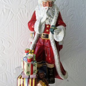 Royal Doulton Figurine Father Christmas HN 5367