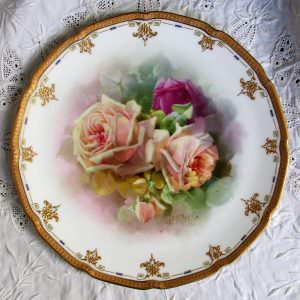 Royal Doulton Harry Piper Plate