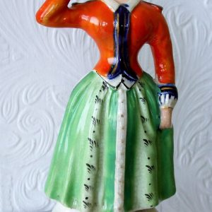 Staffordshire Figure Jenny Lind as Marie P 164 H 1301