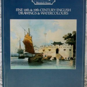 Phillips Fine 18th and 19th Century English Drawings and Watercolours 08 October 1984