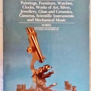 S Antiques and Collectables S 07. to 15. 11. 1988