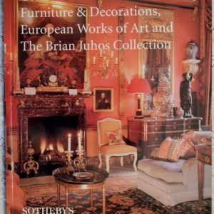 Sothebys Brian Juhos Collection 19-20 February 1997
