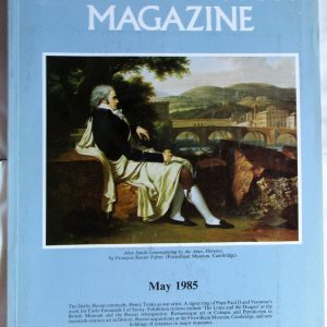 The Burlington Magazine May 1985