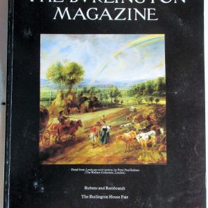 The Burlington Magazine September 1987