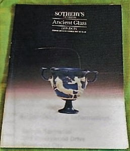 Sotheby's Ancient Glass London 20 11 987