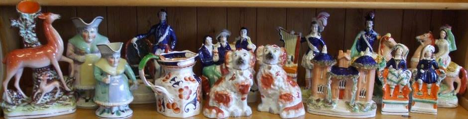 Staffordshire Figures