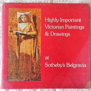 Sotheby's Belgravia Bollinger Victorian Paintings and Drawings 19 03 1979
