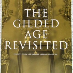 """Sotheby's N10014 """"CONNOISSEUR"""" The Gilded Age Revisited New York 02 02 2019"""