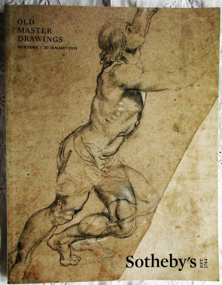 Sotheby's Old Master Drawings New York 30. 01. 2019 N10006DANCING