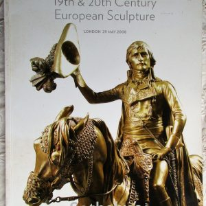 Sotheby's 19th & 20th Century European Sculpture London 29. 05. 2008 L08230 ELBA