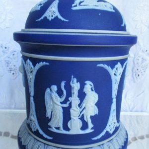 Wedgwood Tobacco Jar and Cover