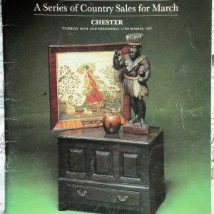 S A Series of Country Sales for March C 10. 11. 03. 1987