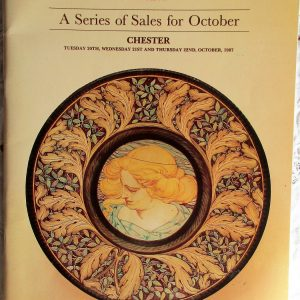S A Series of Sales for October C 20. 21. 22. 10. 1987