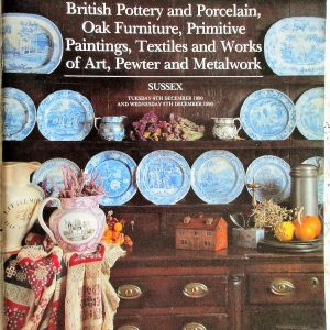S Antiques and Collectables S 04. 05. 12. 1990