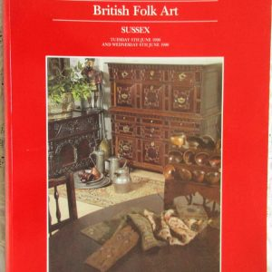 S BRITISH FOLK ART S 05. 06. 06. 1990 2